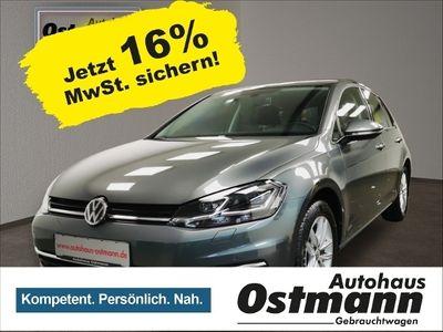 gebraucht VW Golf VII Lim. 1.5 TSI Comfortline LED*NAVI*PDC