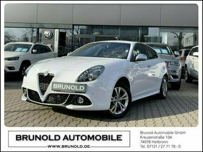 gebraucht Alfa Romeo Giulietta Lusso 1.4 16V+8-fach+RfKam+PDC+LEDER