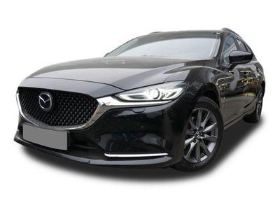 gebraucht Mazda 6 2.0 SKYACTIV-G 165 Exclusive-Line EURO 6d-TEMP