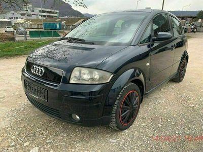 gebraucht Audi A2 1.4 Benzin 5 Sitzer