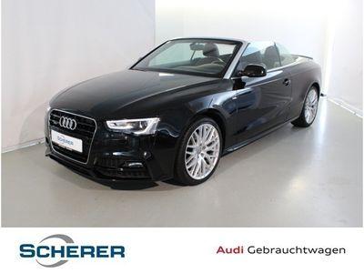 gebraucht Audi A5 Cabriolet 2.0 TDI clean diesel quattro 140 kW (190 PS) 6-Gang