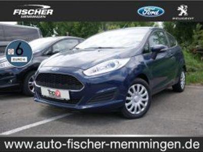 gebraucht Ford Fiesta 1.25 Trend