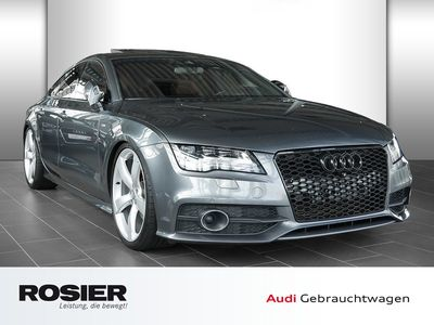 gebraucht Audi A7 Sportback 3.0 TDI quattro S line Standh HU
