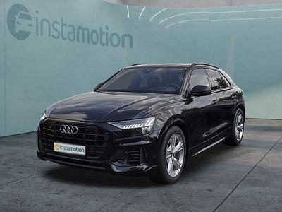 gebraucht Audi Q8 Q850TDI /Matrix/adAIR/Pano/AHK/Leder/Hud