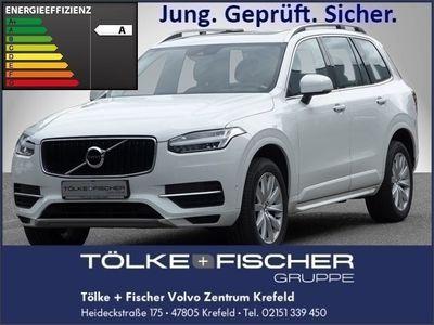 gebraucht Volvo XC90 Momentum AWD D5 IntelliSafe Panoramadach