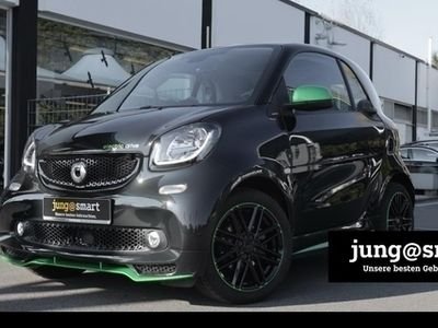 gebraucht Smart ForTwo Electric Drive coupé cool&media Panorama
