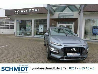 gebraucht Hyundai Kona Advantage+ 2WD 1.0 T-GDI LED Navi Keyless HUD Rückfahrkam. PDCv+h LED-hinten