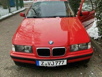 gebraucht BMW 316 i Tüv bis 9.2021