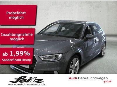 gebraucht Audi A3 Sportback 1.5 TSI sport AHK*XENON*NAVI