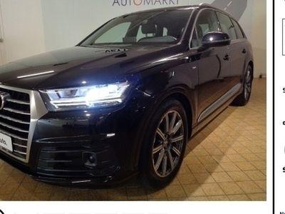 gebraucht Audi Q7 3.0 TDI Quattro Sline Tiptronic KLIMA LED NAV