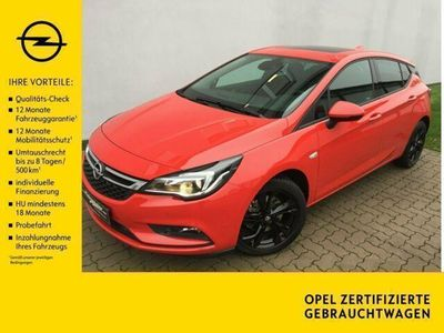 gebraucht Opel Astra 1.6 Turbo ON*Navi*Automatik*SHZ*LHZ*