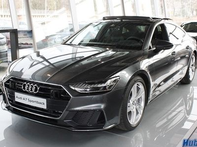 gebraucht Audi A7 50 TDI quattro 2x S line NP106455 Navi Leder