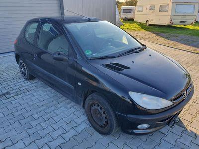 gebraucht Peugeot 206 ** 1,4 Benzin,ZR NEU,1.Hand,TÜV NEU,Sheft **