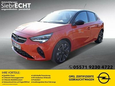 "gebraucht Opel Corsa ""F e First Edition*Voll-LED*Audiosystem Mul"""
