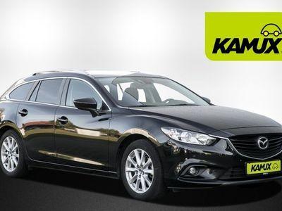 gebraucht Mazda 6 2.2 Turbo D Center-Line +Navi +2x PDC +Bluetooth +Alus
