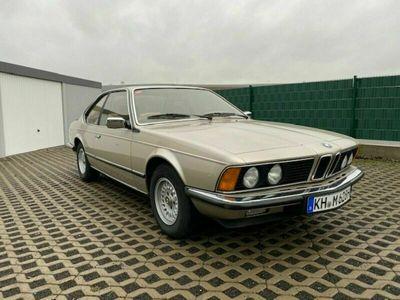 gebraucht BMW 628 CSI AUTOMATIK SCHIEBEDACH HISTORIE KOMPLETT