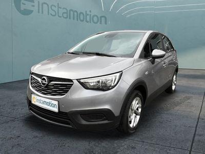 gebraucht Opel Crossland X Crossland X1.2 Turbo Edition INTELLILINK SHZ