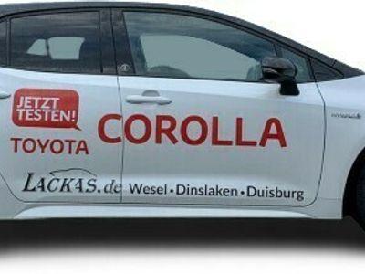 gebraucht Toyota Corolla Hybrid CorollaTeam D 1.8 *STYLE*LED* KEYLESS*ACC*RάCKFAHRKAM.*FERNLICHTASS.*
