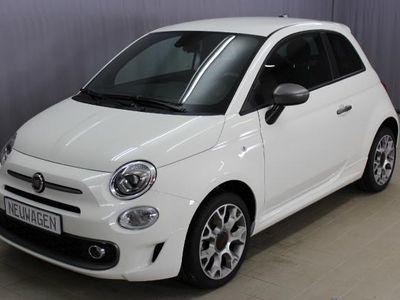 gebraucht Fiat 500 Sport 1,2 8V Sie sparen 6.610, Navigationssyst...