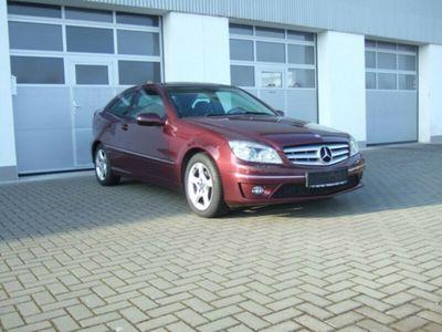 gebraucht Mercedes CLC180 Sitzheizung/Teilleder
