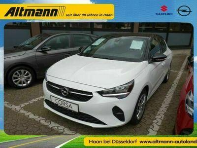 gebraucht Opel Corsa 1.2 Edition Parkpilot hintenSicht-Paket
