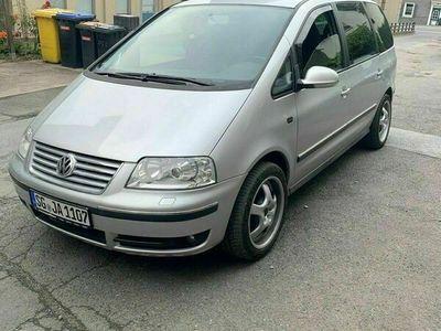 gebraucht VW Sharan vr6 204 ps mit lpg Anlage