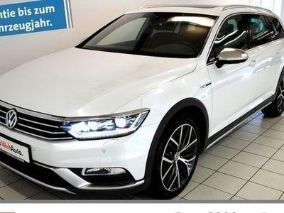 gebraucht VW Passat Alltrack Variant (Garantie 05/2020,Pano,SHZ,Standh.,DAB,N