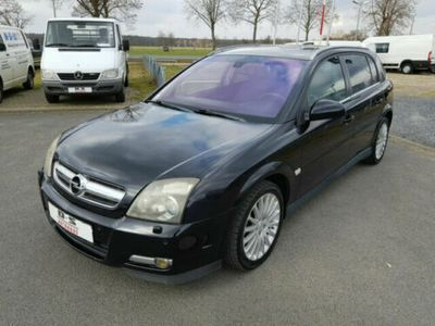 gebraucht Opel Signum 2.2 16V Edition Alufelgen NAVI