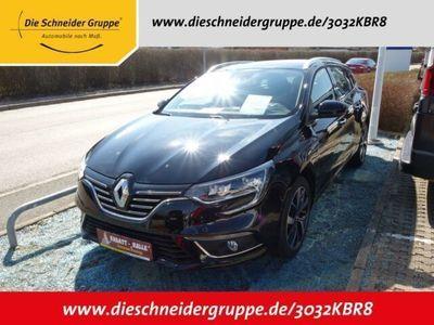 gebraucht Renault Mégane GrandTour TCe 140 BOSE PDC SHZ NAVI KLIMA