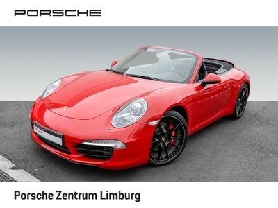 gebraucht Porsche 911 Carrera S Cabriolet 991 3.8 BOSE 20-Zoll
