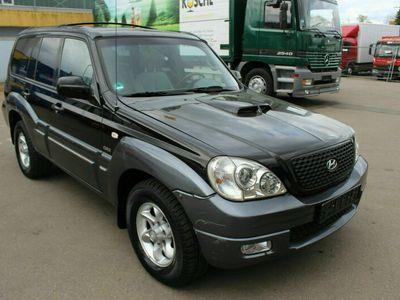 gebraucht Hyundai Terracan 2.9 CRDi DPF*GLS*4WD*KLIMATRON*AUTOMAT*