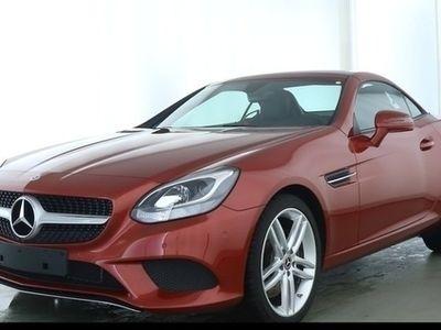 gebraucht Mercedes 180 SLCAMG Line *Sportpaket*Leder*Totw.*Navi* in Nettetal
