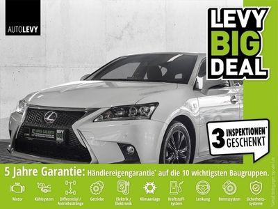 gebraucht Lexus CT200h F-Sport *Navi*LED*Leder