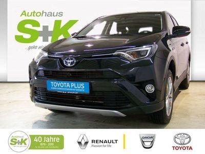 gebraucht Toyota RAV4 2,5l Hybrid, Edition Safety-Sense+Navi