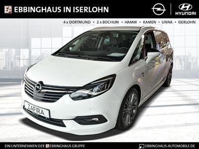 gebraucht Opel Zafira 2.0 CDTI Innovation Start Stop OPC 7-Sitzer