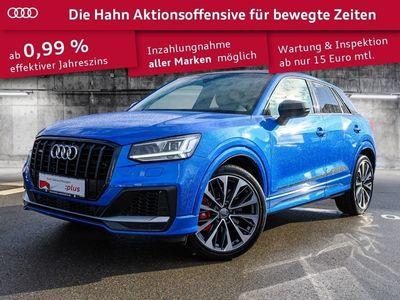 gebraucht Audi S2 TFSI S-trc LED AHK Pano Cam Leder ACC B&O