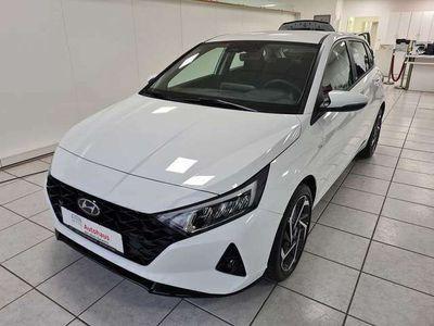 gebraucht Hyundai i20 1.0 T-GDI 48V-Hybrid INTRO PLUS+ NAVI + BOSE