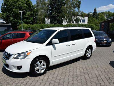gebraucht VW Routan Aut.Leder 7 Sitze Luxus