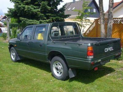 gebraucht Opel Campo