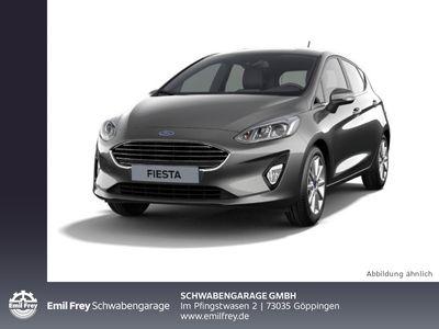 gebraucht Ford Fiesta 1.0 EcoBoost S&S Aut. TITANIUM 74 kW, 5-türig