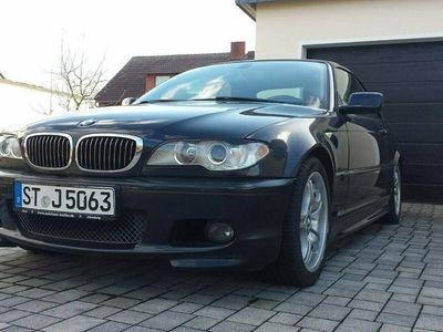 gebraucht BMW 318 Cabriolet E46 CI - COUPE BENZIN + GAS (LPG) HARDTOP M-PAKET