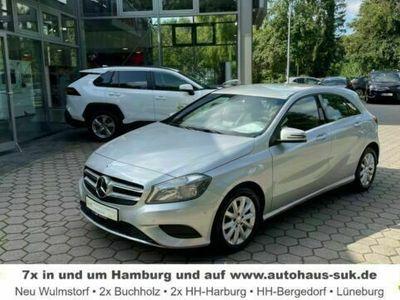 gebraucht Mercedes A180 A 180 A -KlasseBlueEfficiency++Einparkh