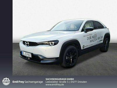 gebraucht Mazda MX30 e-SKYACTIV Komfort als SUV/Geländewagen/Pickup in Dresden