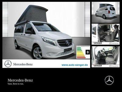gebraucht Mercedes V250 MARCO POLO d Activity 4MATIC+LED+NAVI+AHK2,5t