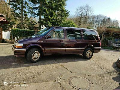 gebraucht Chrysler Grand Voyager Automatik LE als Van/Kleinbus in Schönkirchen