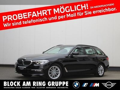 gebraucht BMW 520 i Touring Rückfahrkamera,Leder