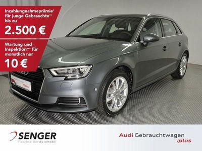 gebraucht Audi A3 Sportback Design 2,0TDI AHK-Schwenkbar