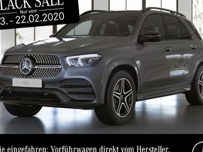 gebraucht Mercedes GLE400 d 4M AMG 360° Stdhzg Pano Burmester LED