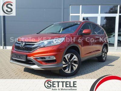 gebraucht Honda CR-V 1.6 Lifestyle 4WD *Navi*Kamera*SHZ*DAB*