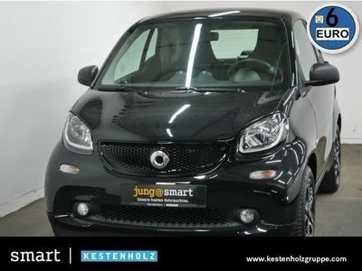 käytetty Smart ForTwo Cabrio passion CoolAudio LEDSensor Pano